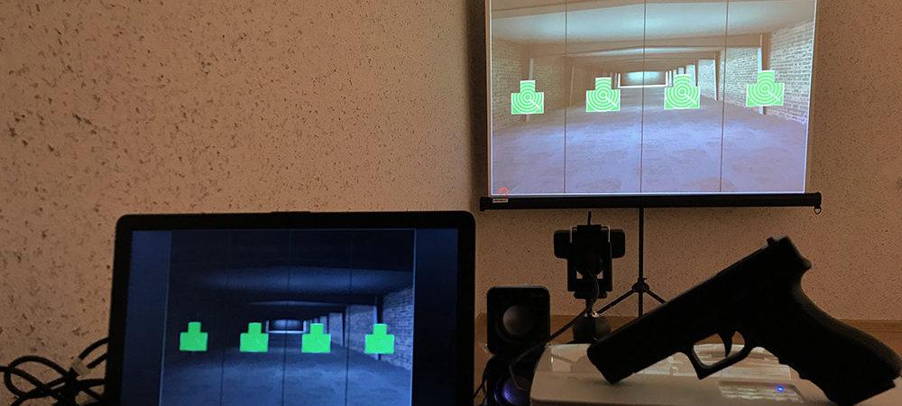 Интерактивный лазерный тир ⋆ТИР ЭЛЕКТРОН⋆